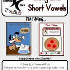 Common Core Double Trouble: Long and Short Vowels