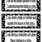 Common Core ELA &quot;I Can&quot; Statements 2nd Grade