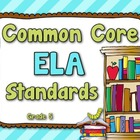 Common Core ELA Standards - Grade 5 (Brown, Lime Green, Tu