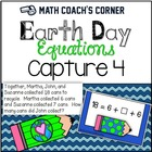 Common Core: Earth Day Equations Capture 4