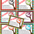Common Core English Language Arts Posters – 3rd Grade