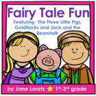Common Core Fairy Tale Fun