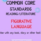 Common Core Figurative Language
