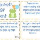 Common Core Flip Cards for Reading Foundational Skills (Ki