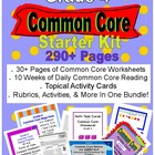 Common Core Grade 4 Starter Kit