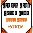Common Core Grade Book 1st Grade