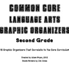 Common Core Graphic Organizers- Language Arts-Grade Two