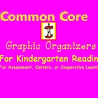 Common Core Graphic Organizers for Kindergarten