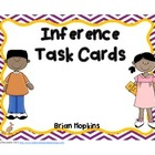 Common Core Inference Task Cards