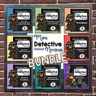 Common Core Interactive Math Notebook Bundle - All Sets