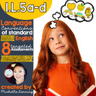 Common Core Language: 1.L.5 a-d