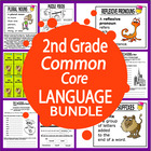 2nd Grade Common Core Language Bundle