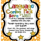 Common Core Language Combo Pack: Save $7.00 on 7 Resources