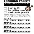 Common Core Math Assessments/Learning Targets - Kindergarten