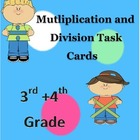 Common Core Math Center for 3rd Grade