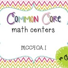 Common Core Math Centers: Multiplicative Comparisons {MCC4.OA.1}