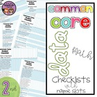 Common Core Math Data Checklist {2nd Grade}
