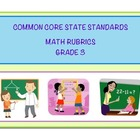 Common Core Math - Grade 3 Rubrics