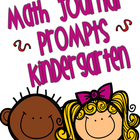 Common Core Math Journal Prompts