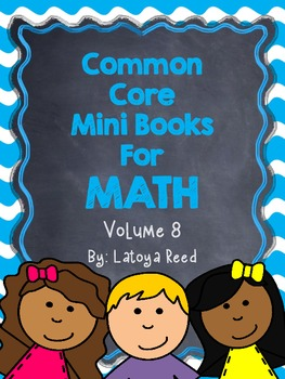 Common Core Math Mini Books FREEBIE