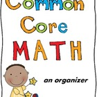 Common Core Math Organizer 2nd Grade