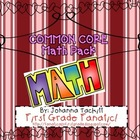 Common Core Math Pack {First Grade}