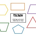 Common Core Math Polygon Poster