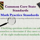 Common Core Math Standards! Clarifying Question Guide for