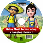 Common Core Math: Real world math(Animation Videos+Workshe