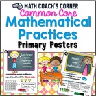 Common Core: Mathematical Practices Posters, Primary