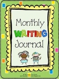 Common Core Monthly Writing Samples