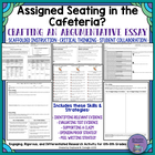 Common Core Non Fiction Debate Unit-Assigned Seating in th