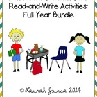 Common Core Non-Fiction Read-and-Write Activities: Full Ye