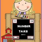 Number Talks for Computational Fluency: K-Grade 2