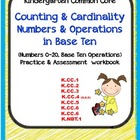 Common Core Number practice and assessment workbook (Kinde