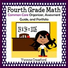 Common Core Organizer, Assessment Guide and Portfolio - Fo