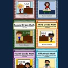 Common Core Organizer, Assessment Guide and Portfolio Math