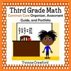 Common Core Organizer, Assessment Guide and Portfolio - Th