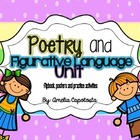 Common Core Poetry and Figurative Language