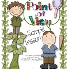 Common Core Point of View ELA Standard 6 Sample Lesson Wit