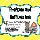 Common Core Prefixes and Suffixes Unit
