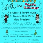 Common Core Problem Solving Handbook for Students and Parents