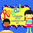 Lesson Plans and Materials for First Grade