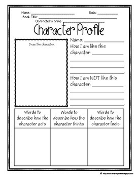 Common Core Reading Comprehension Graphic Organizers for Big Kids