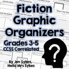 Common Core Reading: Comprehension Strategy Sheets for Lit