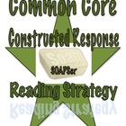 Common Core Reading & Constructed Response Strategy: Socia
