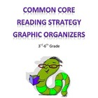 Common Core Reading  Organizers