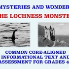 Common Core Informational Passage and Assessment: The Loch