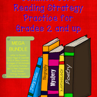 Common Core Reading and Writing Strategy Practice