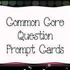Common Core Reading/Phonics Question Prompt Task Cards Mod